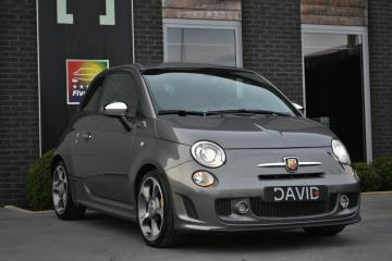 Abarth 595 Competizione *FULL OPTION* met slèchts 19678 Km's!